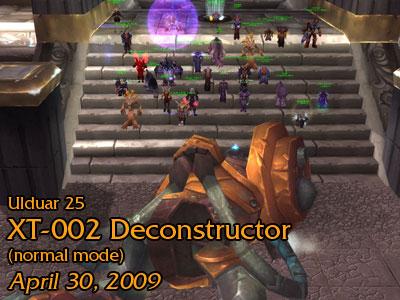 XT-002 Deconstructor
